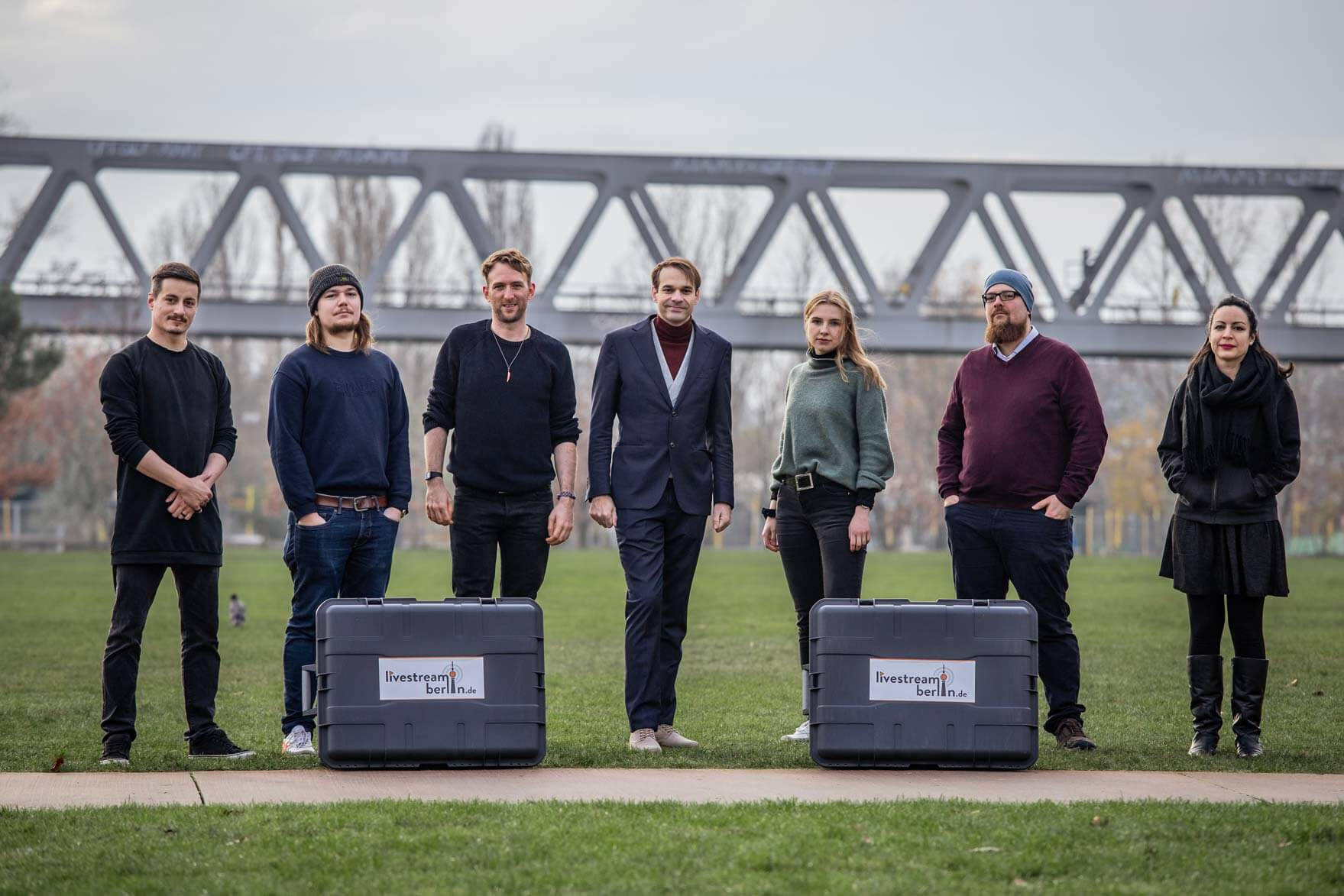 Team-Liverstreamberlin_Gleisdreieck-Park-Berlin